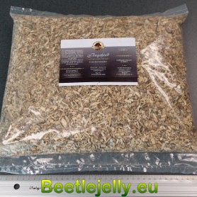 White Rot Wood – Shredded - 7 L