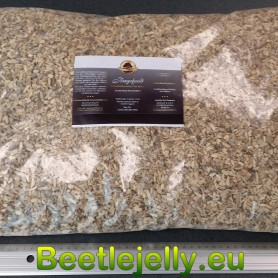 White Rot Wood – Shredded - 21 L